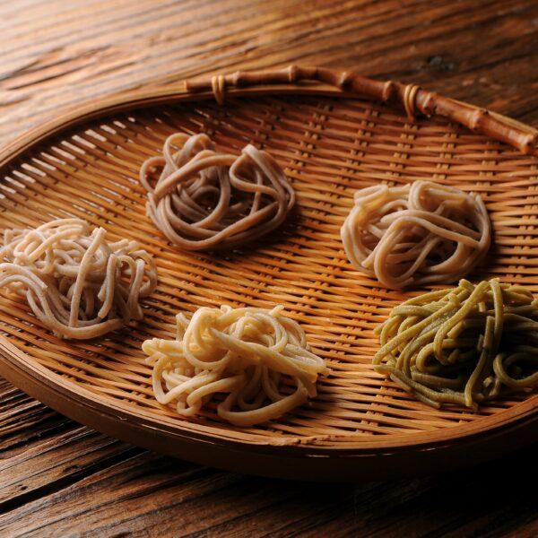 椎葉山蕎麦